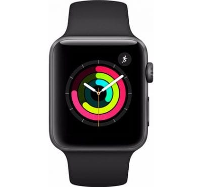 Beste zwemhorloge- Apple Series 3