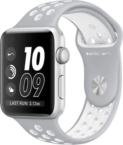Beste zwemhorloges- Apple watch Nike