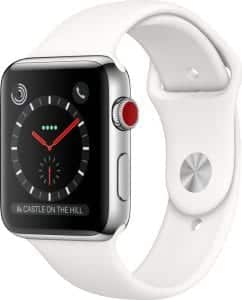 apple 3 series smartwatch