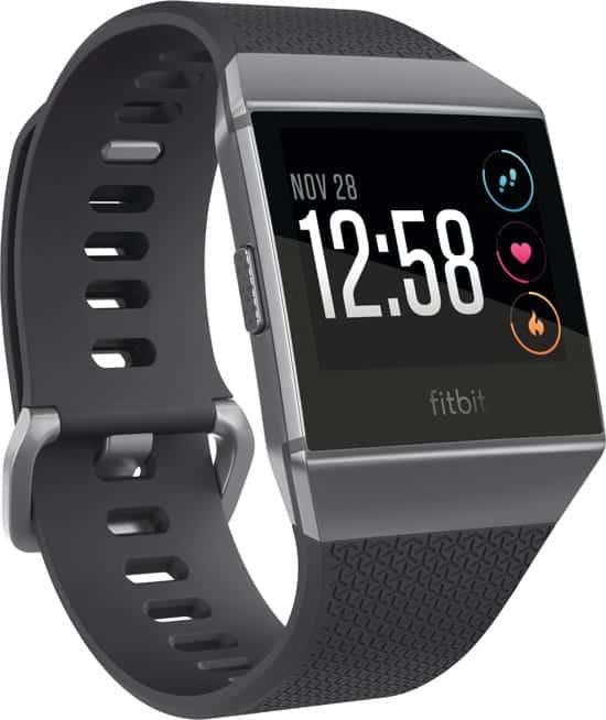 Fitbit Ionic smartwatch - bestgekocht