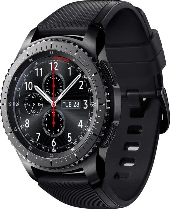 Samsung gear S3 frontier smartwatch - bestgekocht